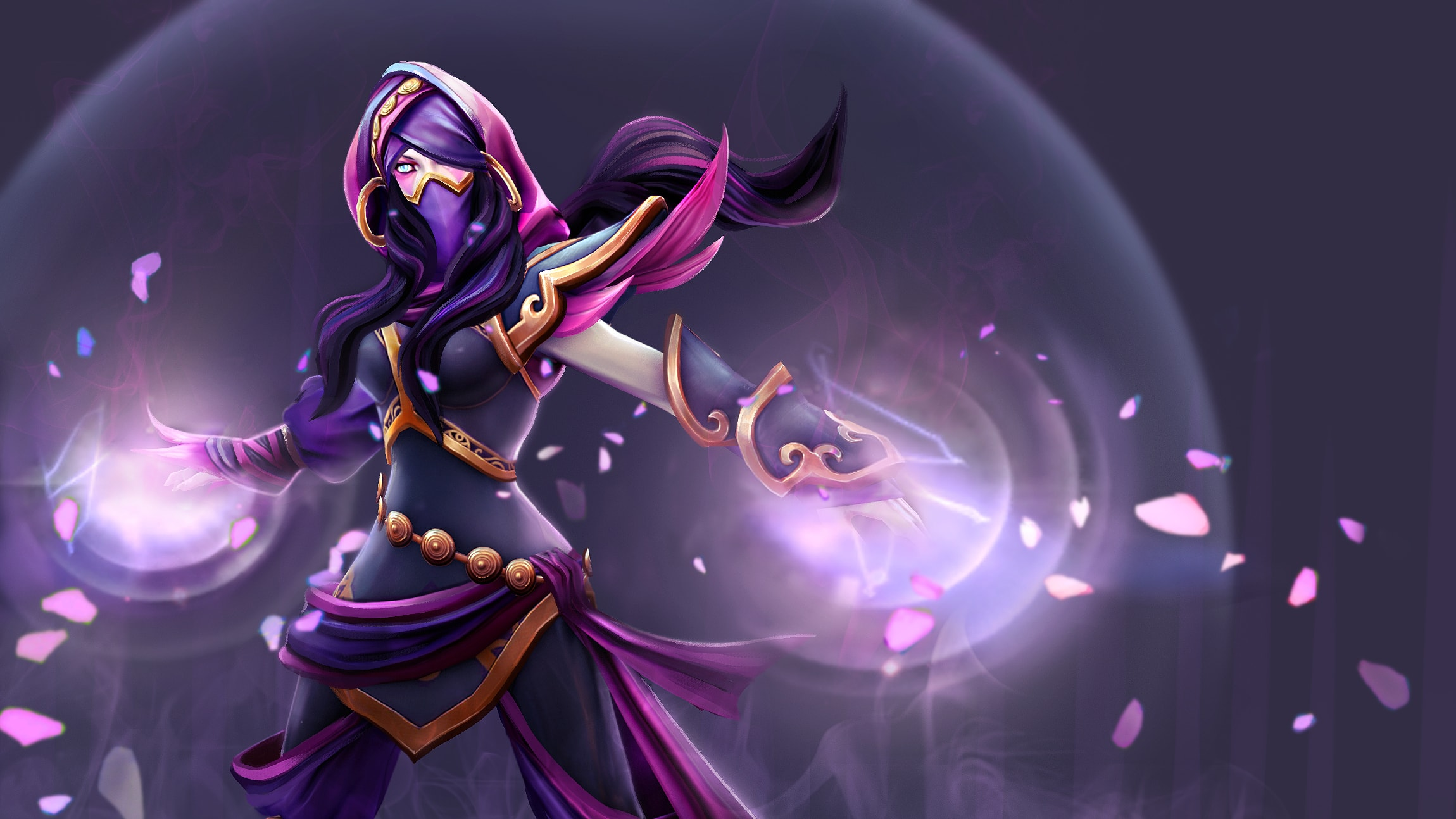 Dota2 : Templar Assassin Pictures