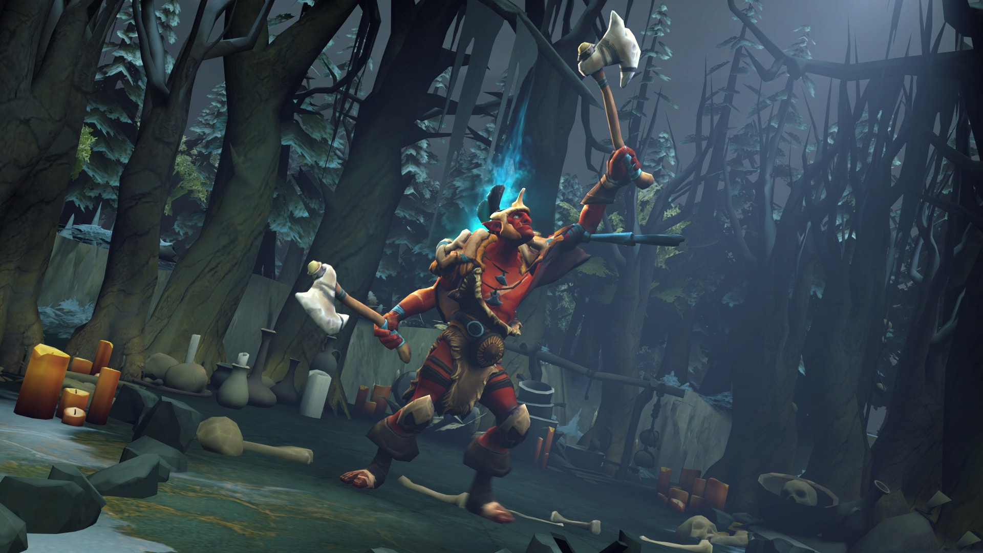 Dota2 : Troll Warlord Wallpapers hd