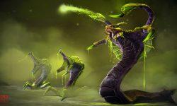 Dota2 : Venomancer Wallpaper