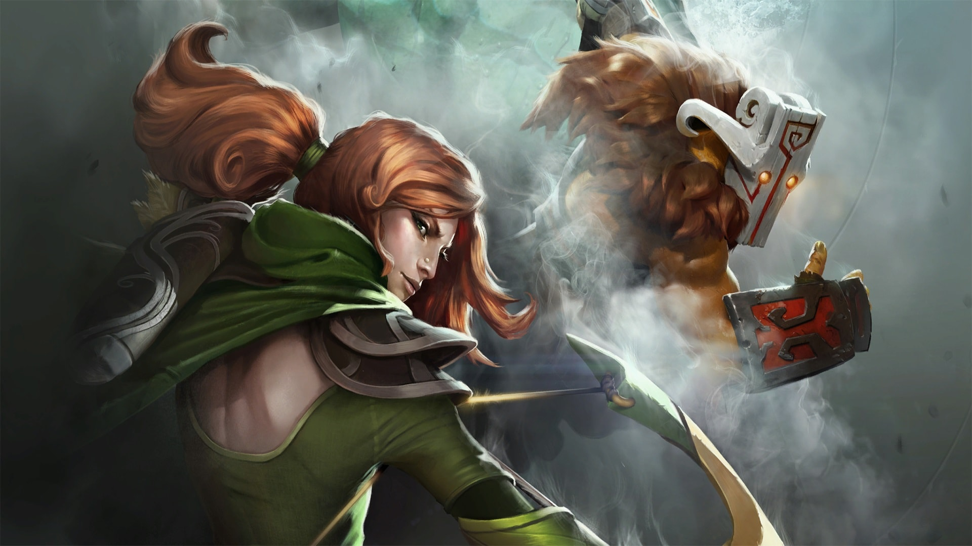 Dota2 : Windranger Pictures