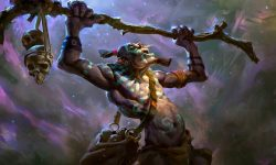 Dota2 : Witch Doctor Wallpaper