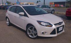 Ford Focus Titanium Pictures