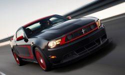 Ford Mustang Boss 302 Laguna Seca Pictures