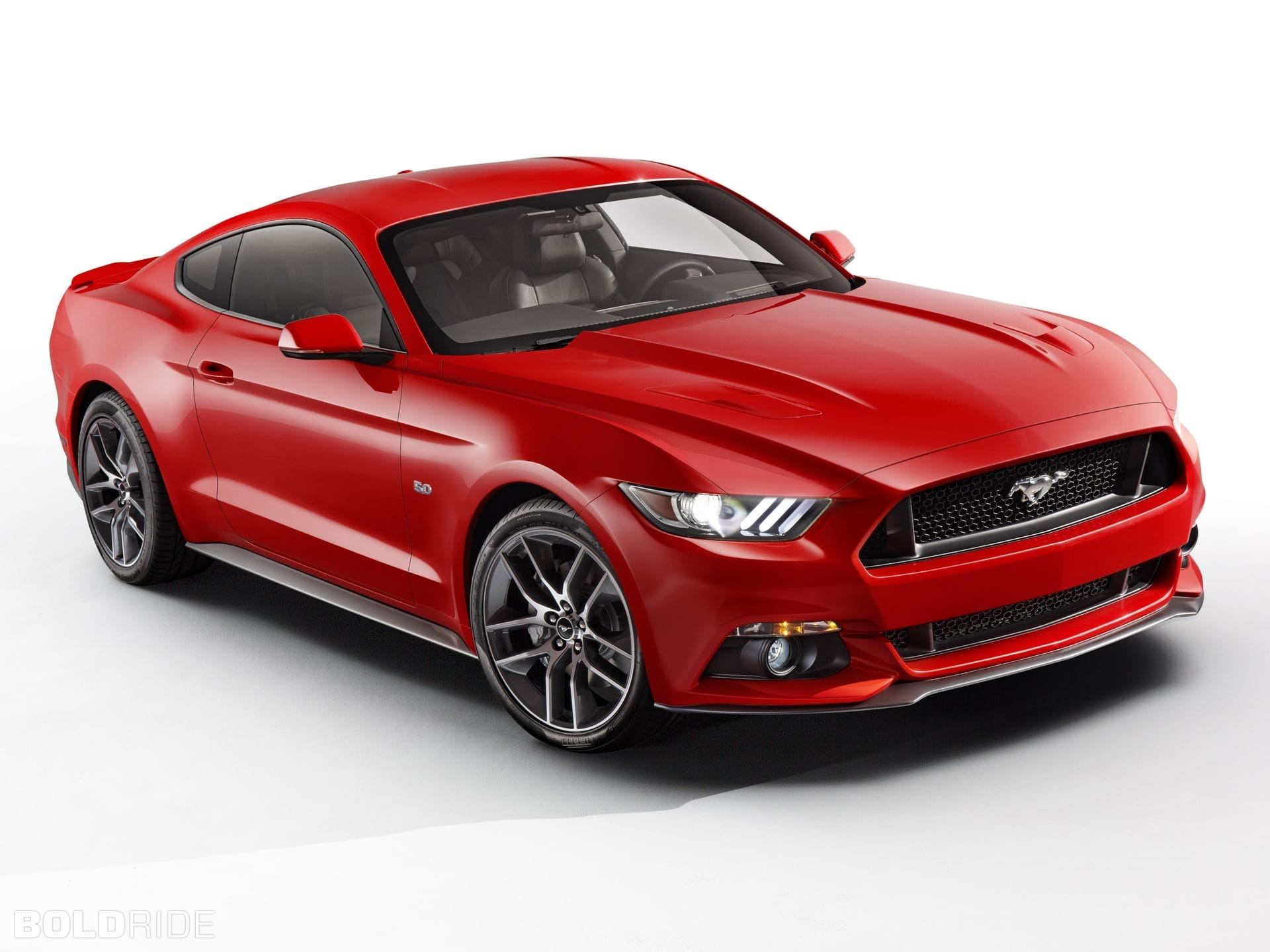 Ford Mustang GT Pictures