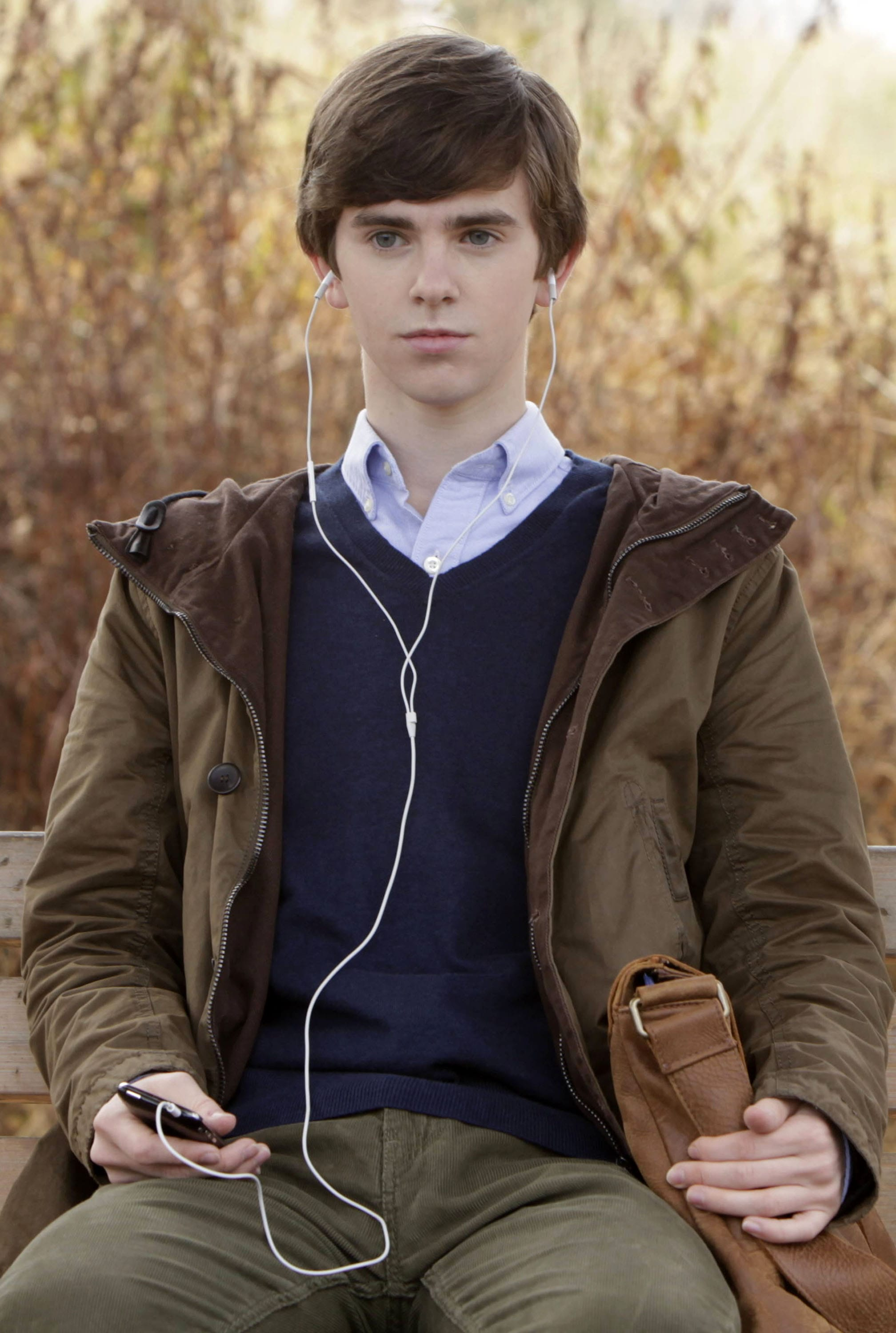 Freddie Highmore Pictures