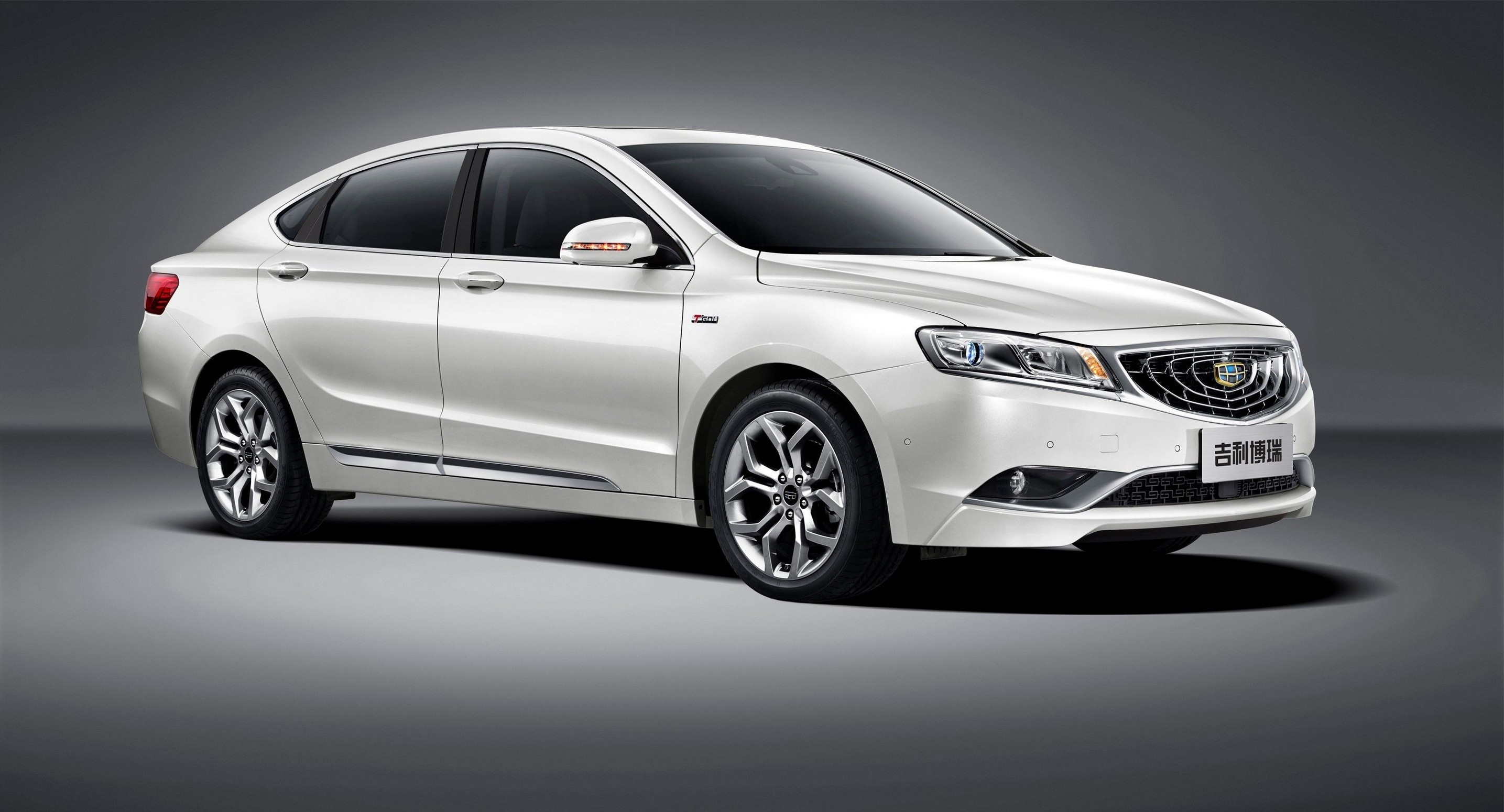 Geely GC9 Pictures