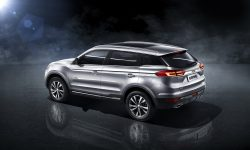 Geely NL-3 Pictures