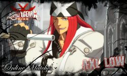 Guilty Gear: Axl Low Pictures