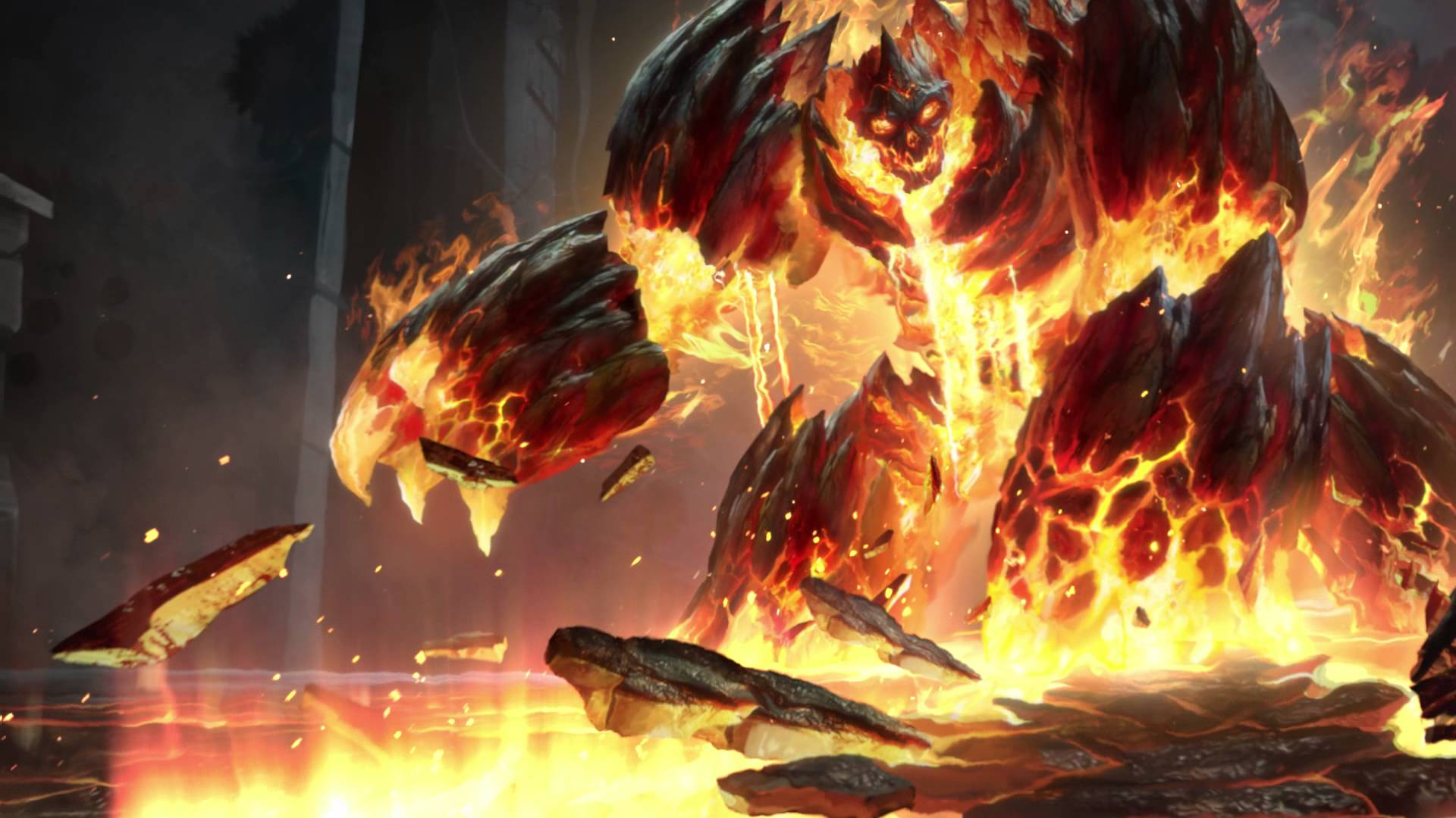 Hearthstone: Blackrock Mountain Pictures