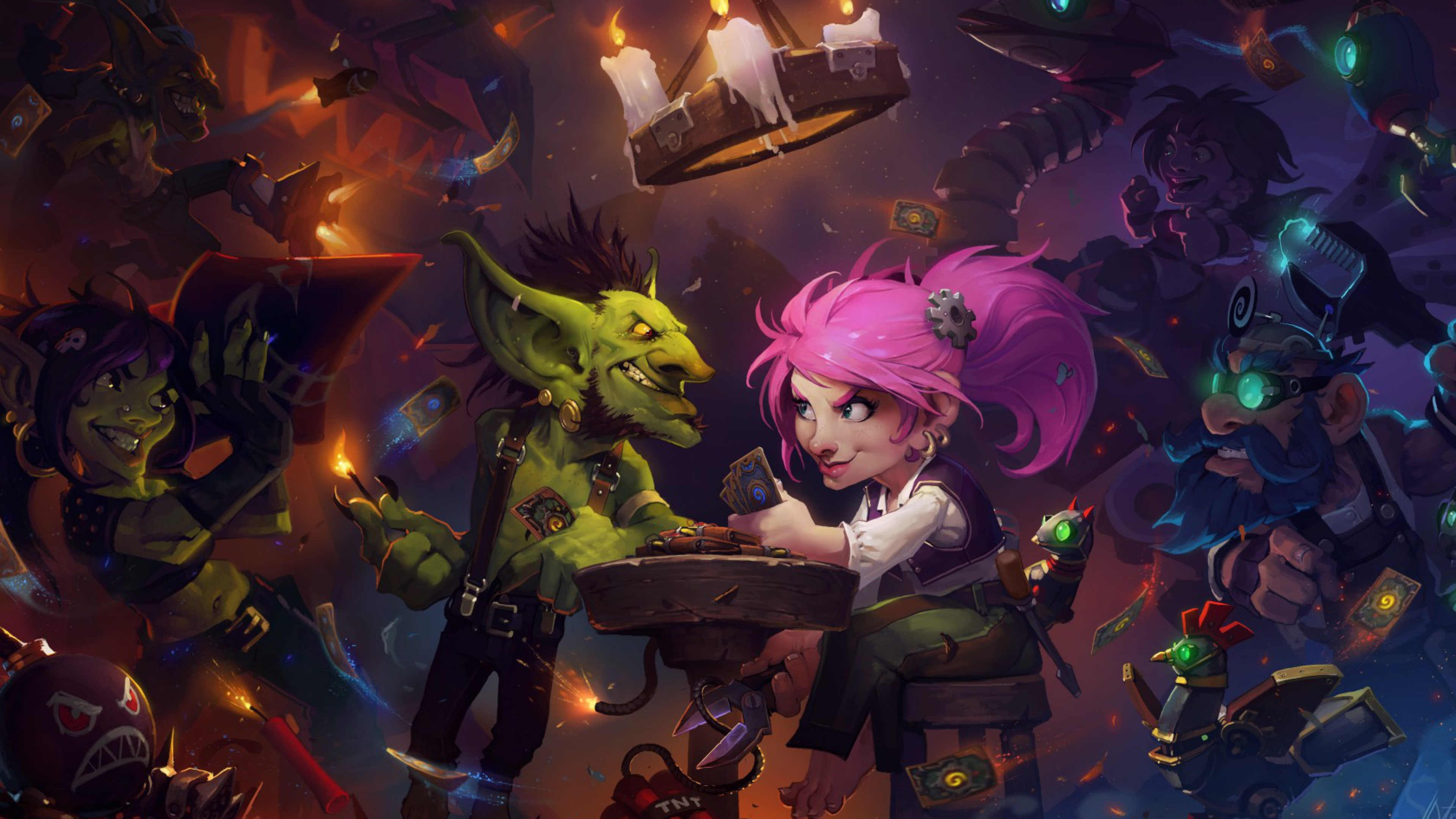 Hearthstone: Heroes Of Warcraft Pictures