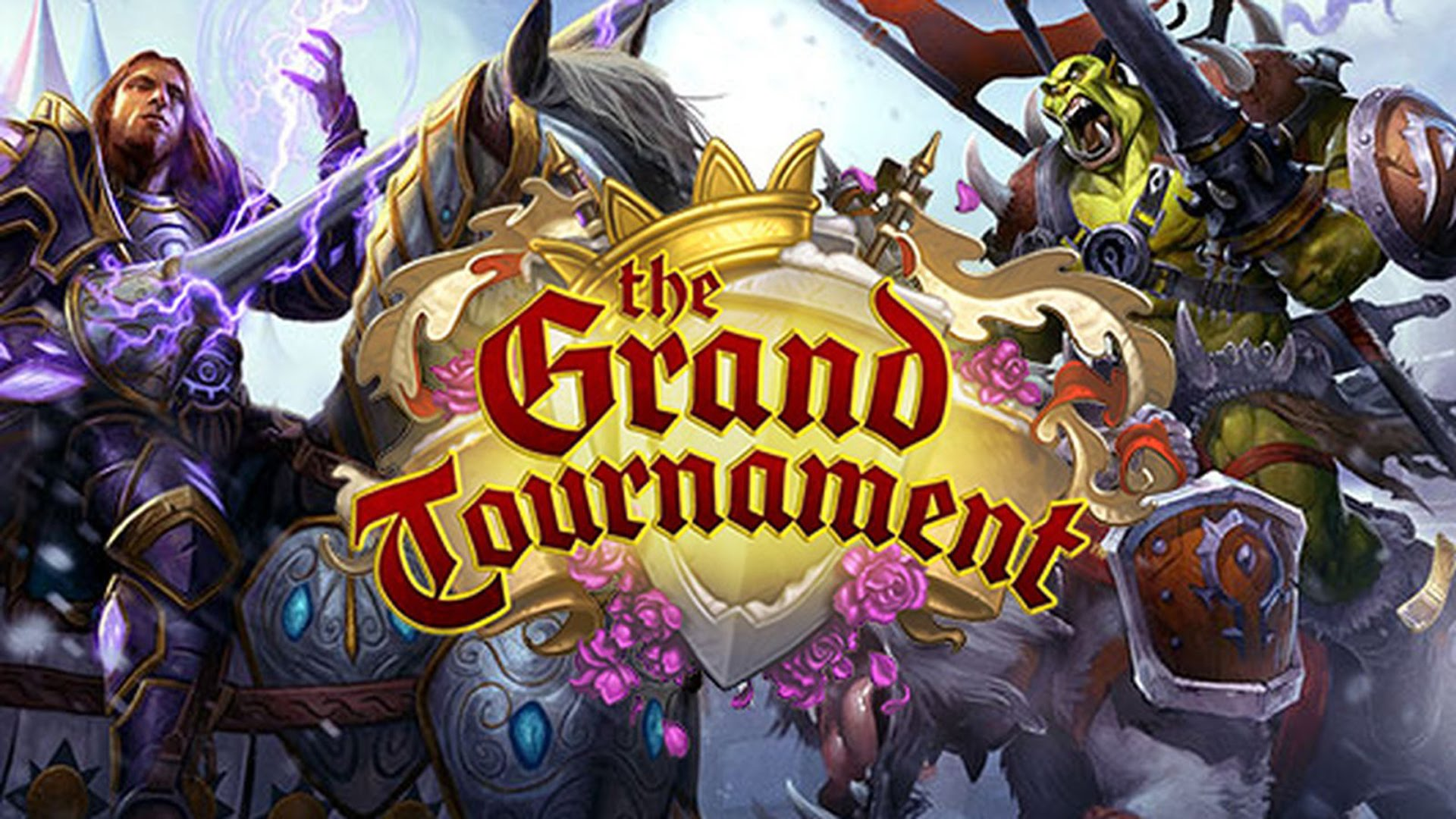 Hearthstone: The Grand Tournament Wallpapers hd