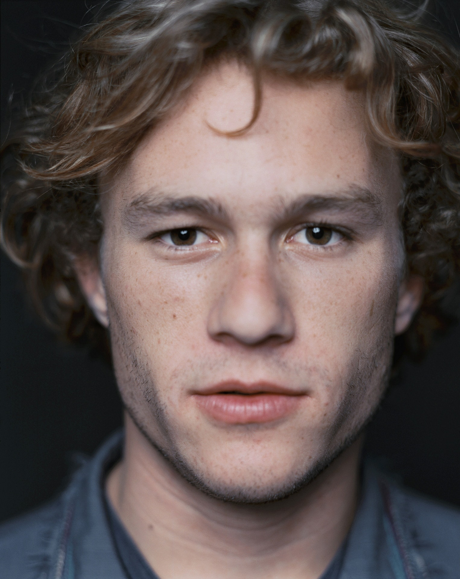 Heath ledger bisexual