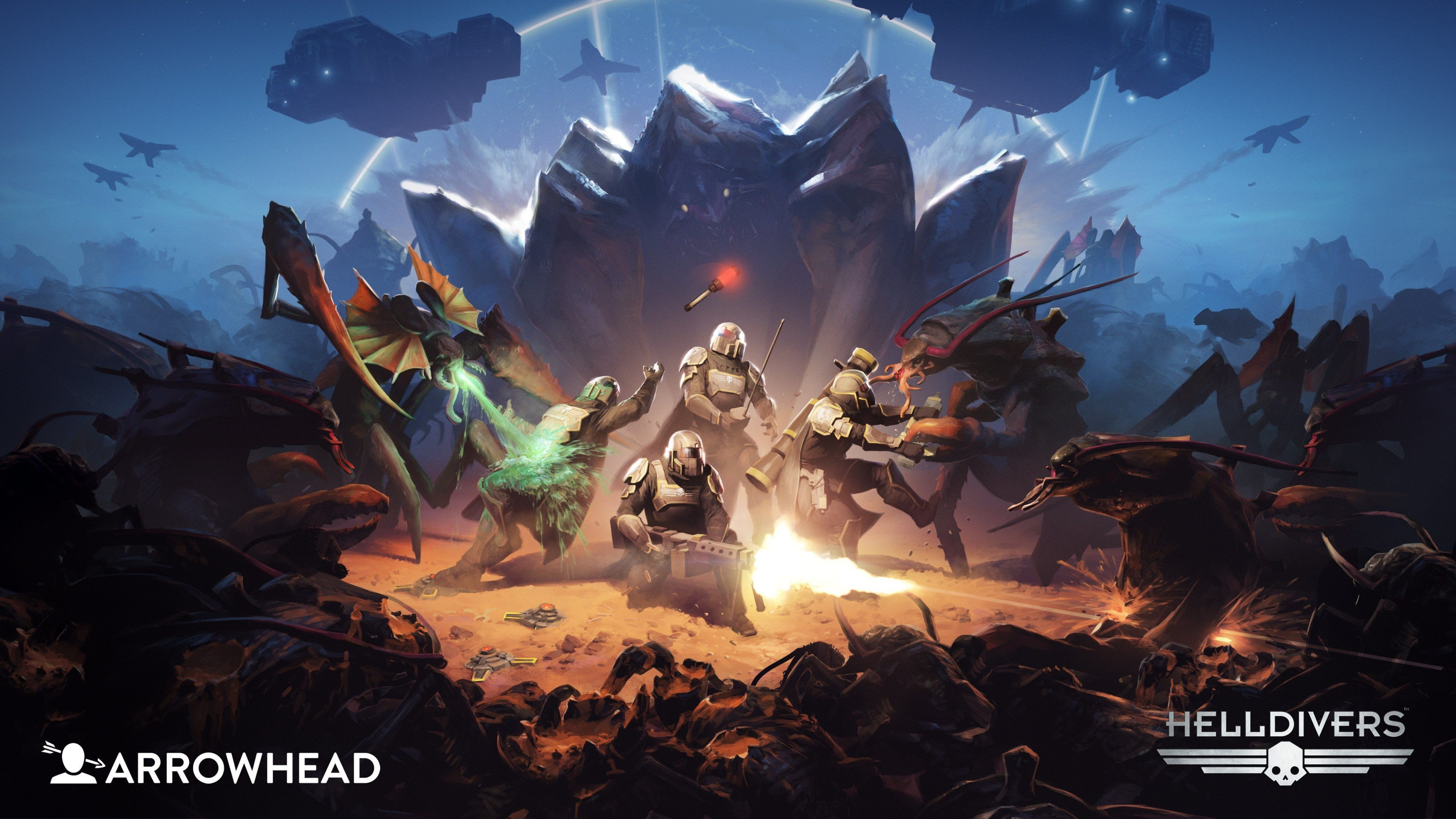 Helldivers Pictures