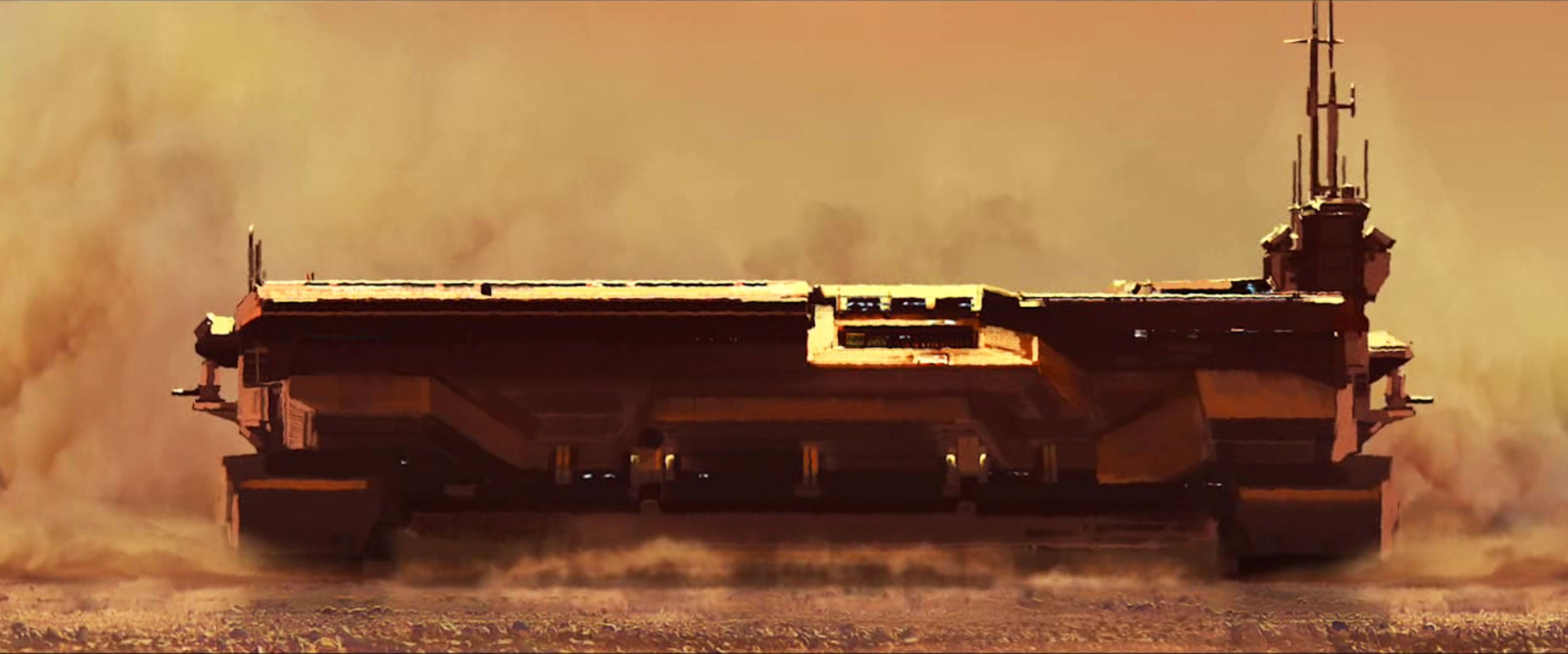 Homeworld: Deserts of Kharak Pictures