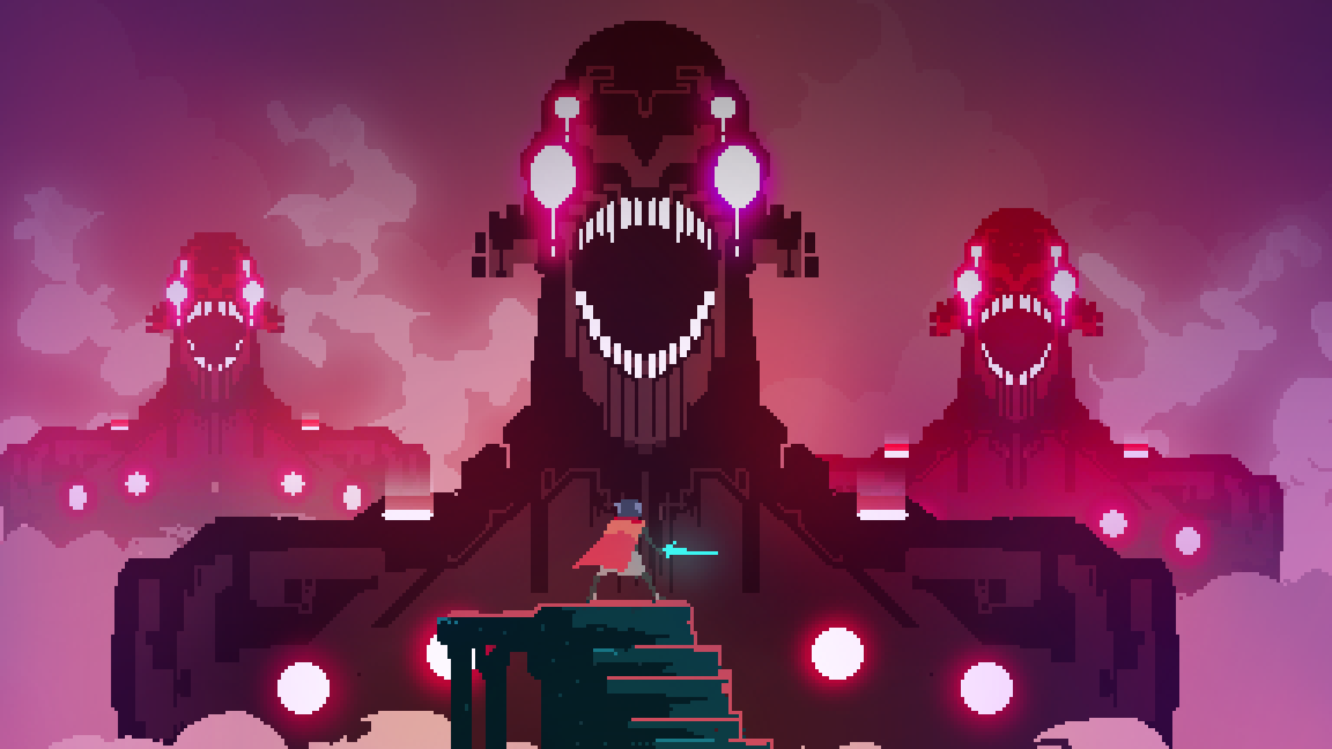 Hyper Light Drifter Pictures