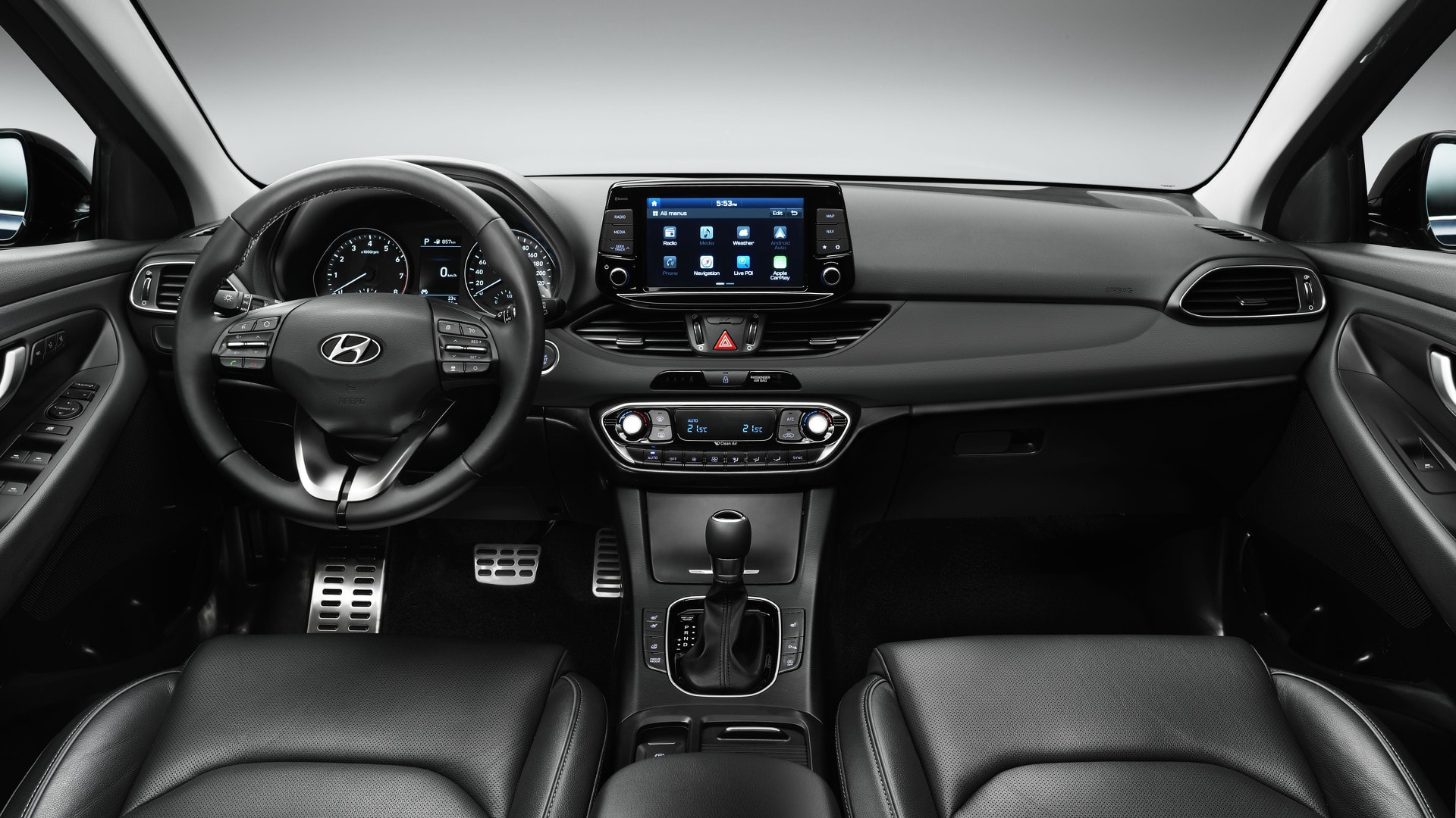 Hyundai i30 III Wallpapers hd