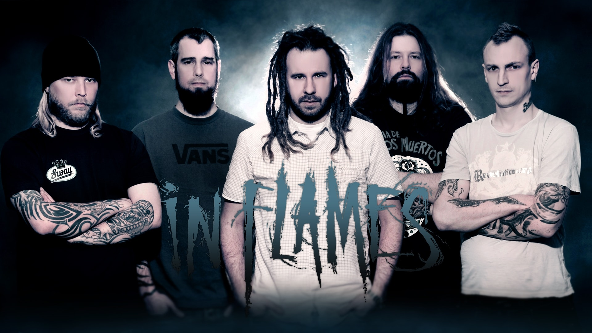 In Flames Pictures