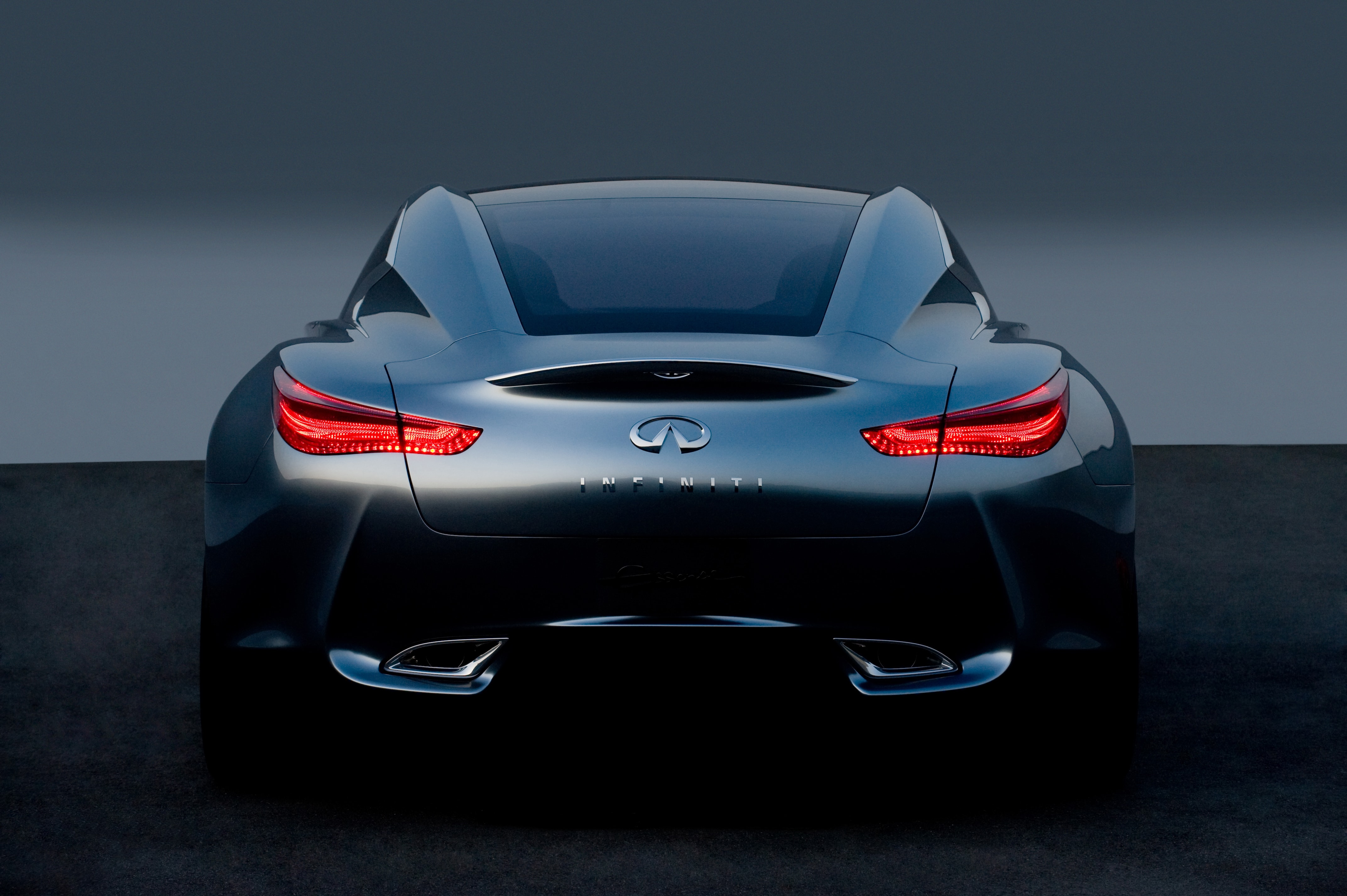 Infiniti Essence Concept Pictures