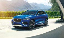 Jaguar F-Pace Pictures