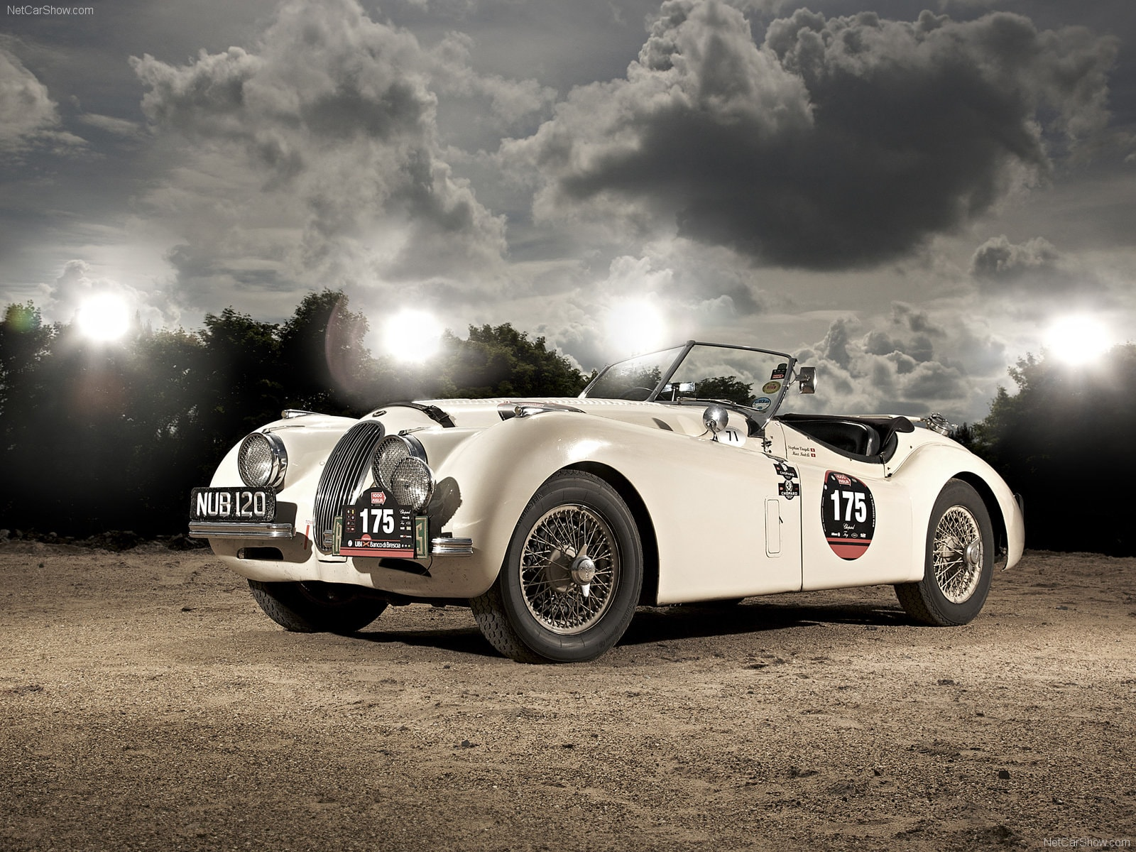 Jaguar XK120 Pictures