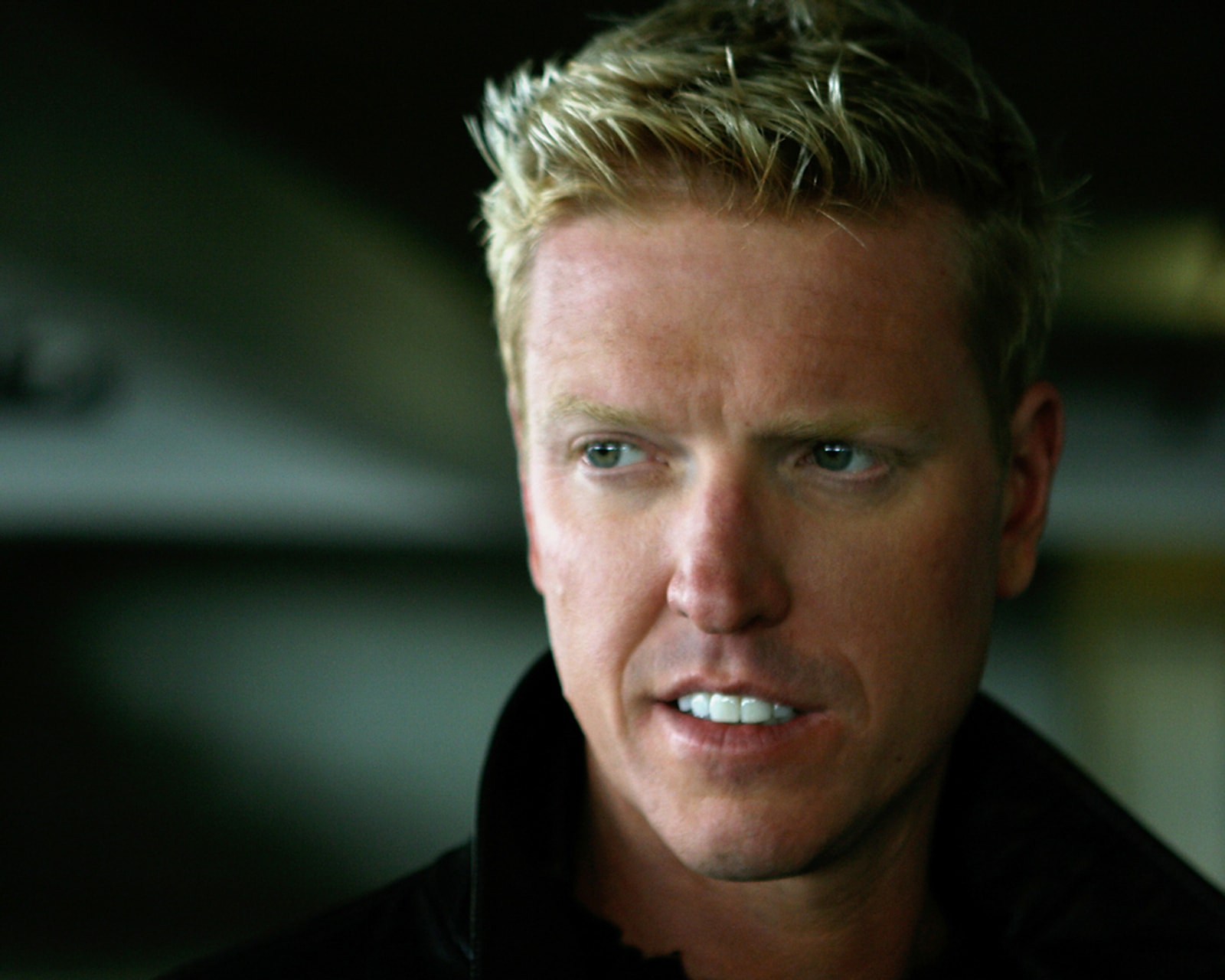 Jake Busey Background