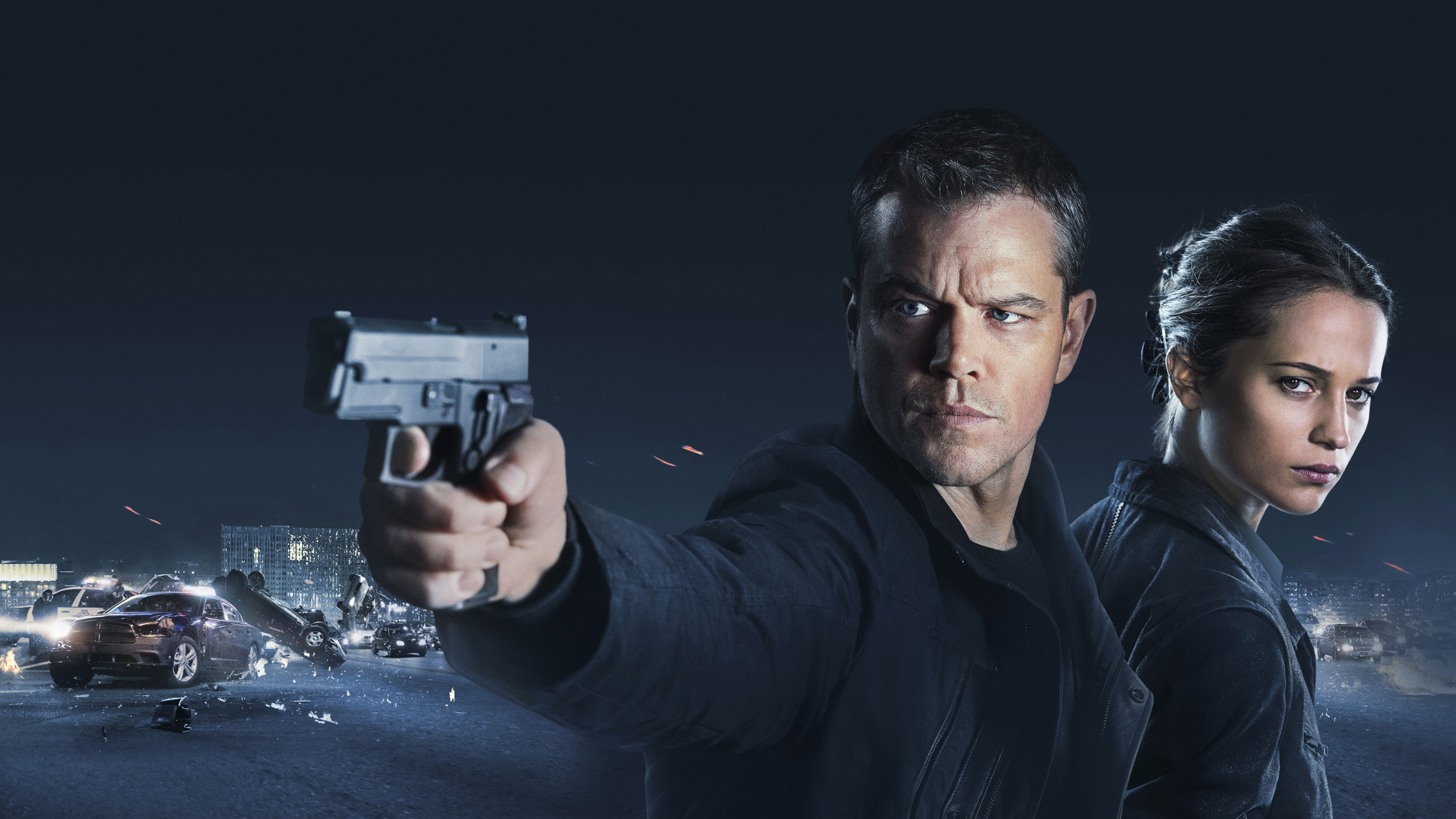 Jason Bourne Pictures
