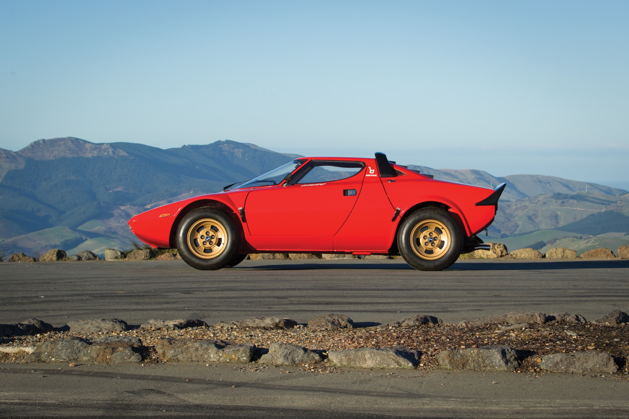 Lancia Stratos HF Pictures