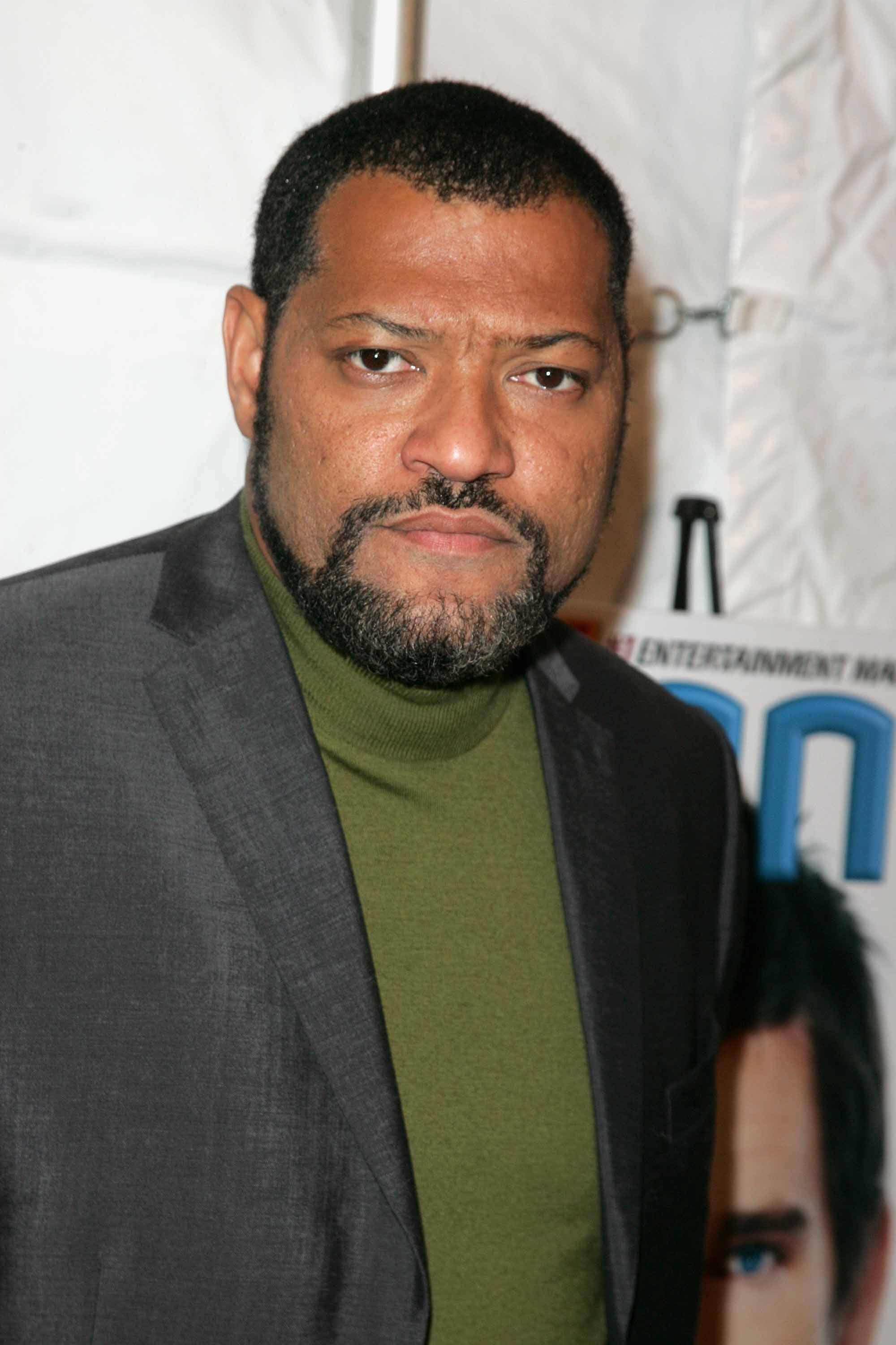 Laurence Fishburne Pictures