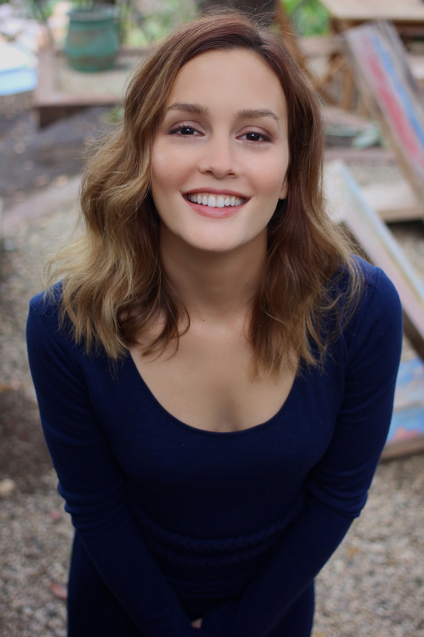 Leighton Meester Pictures