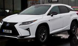 Lexus RX 4 Pictures