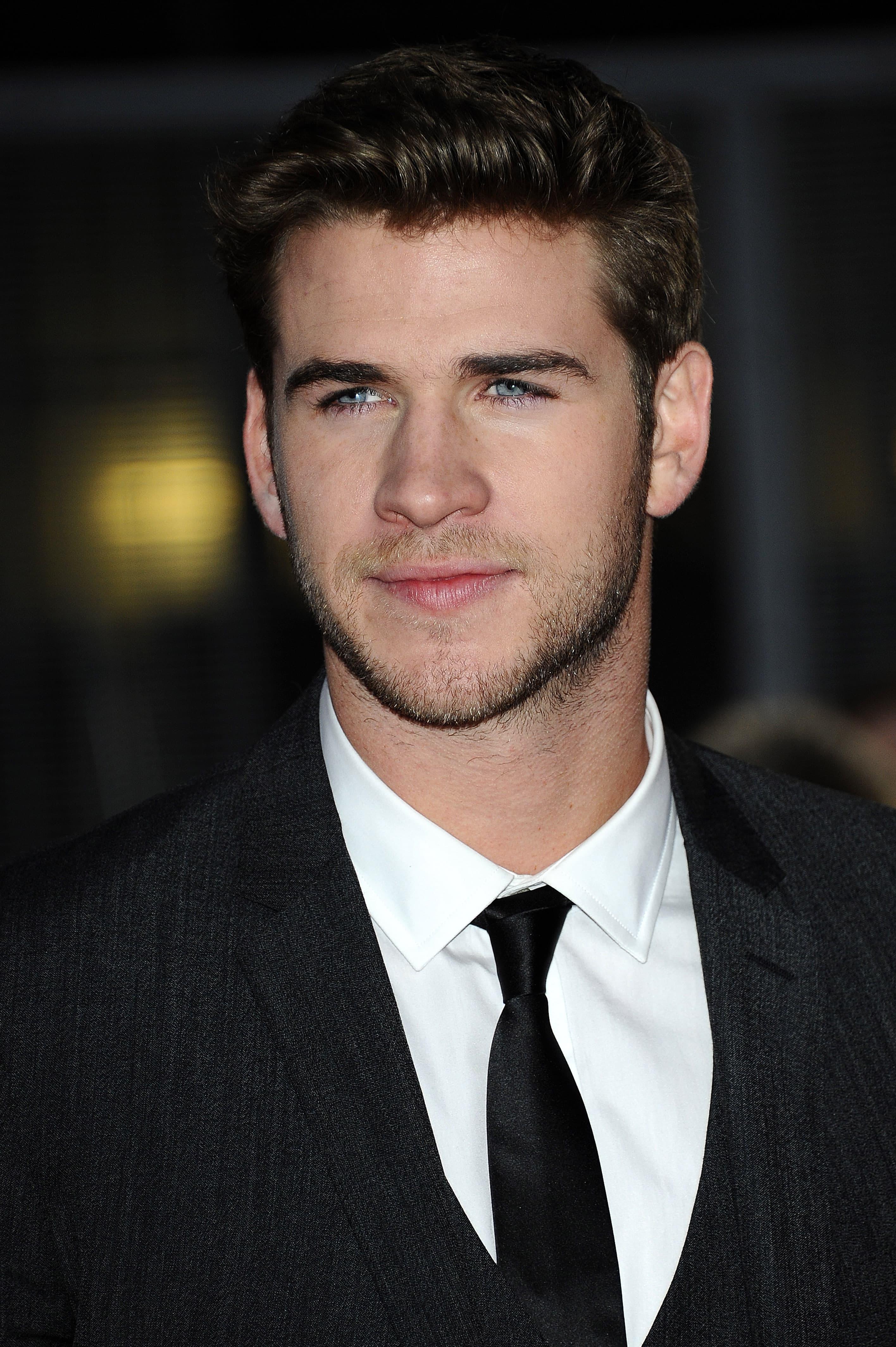 Liam Hemsworth Pictures