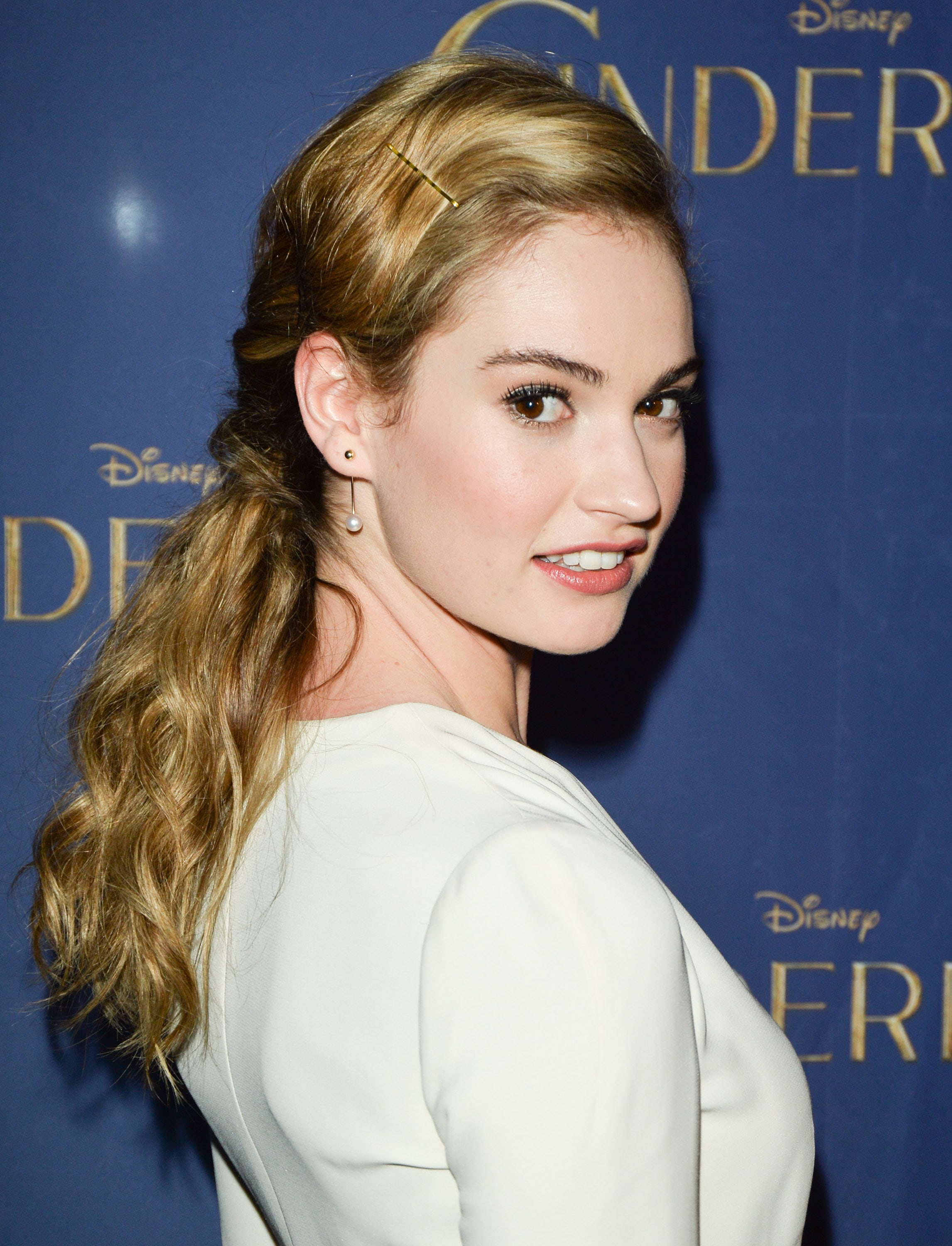 Lily James Pictures