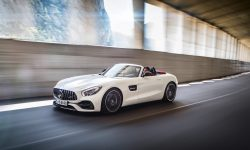 Mercedes-AMG GT Roadster Pictures