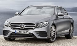 Mercedes E-Class W213 Pictures