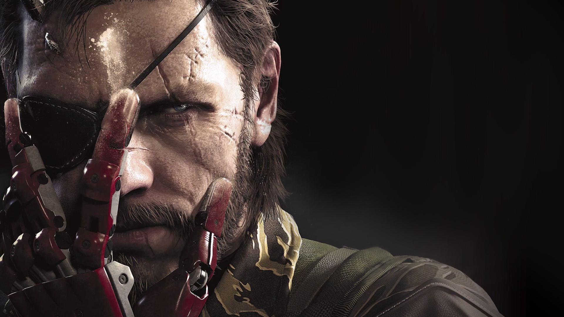 Metal Gear Solid V: The Phantom Pain Pictures