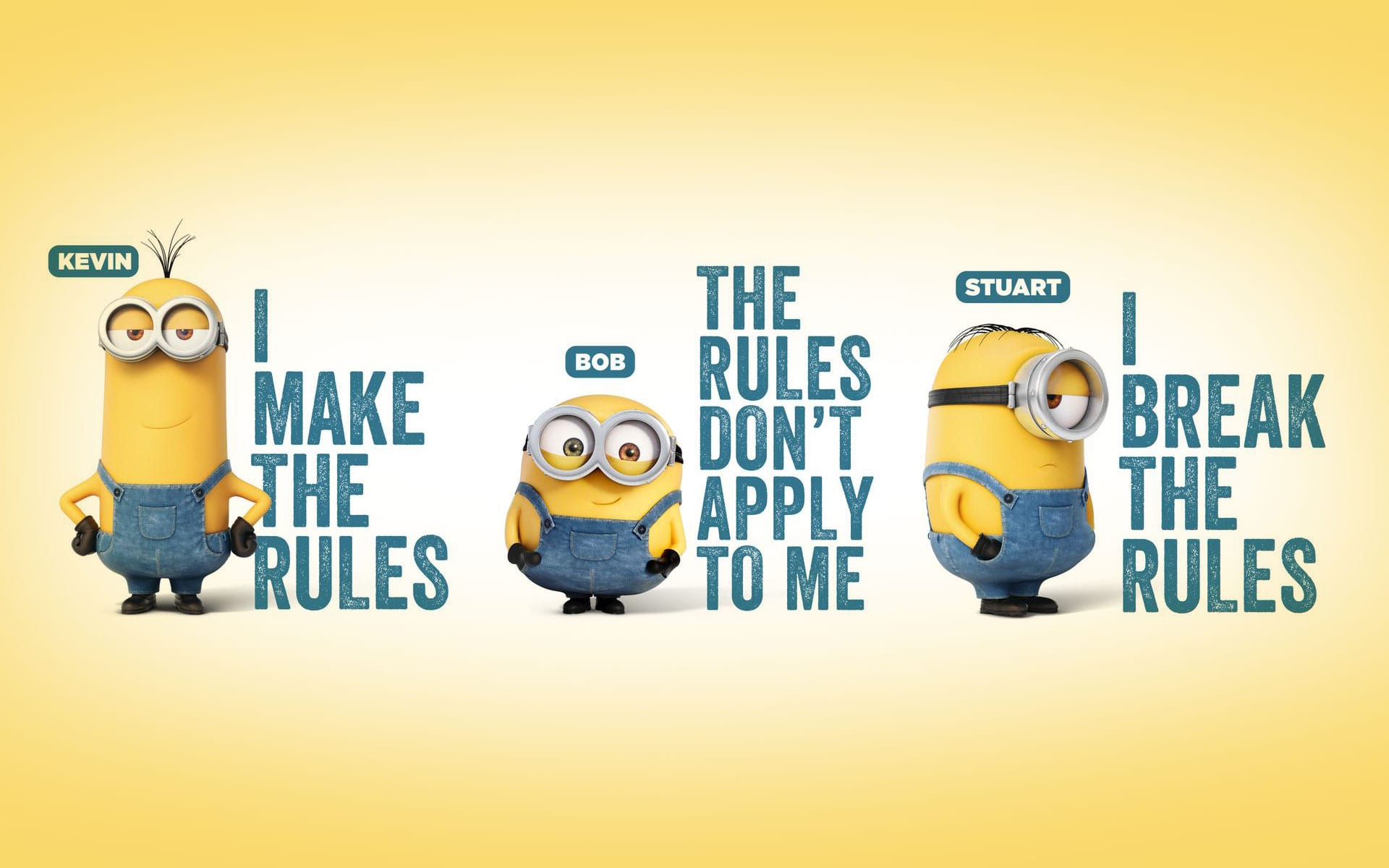 Minions Widescreen Wallpapers Pictures