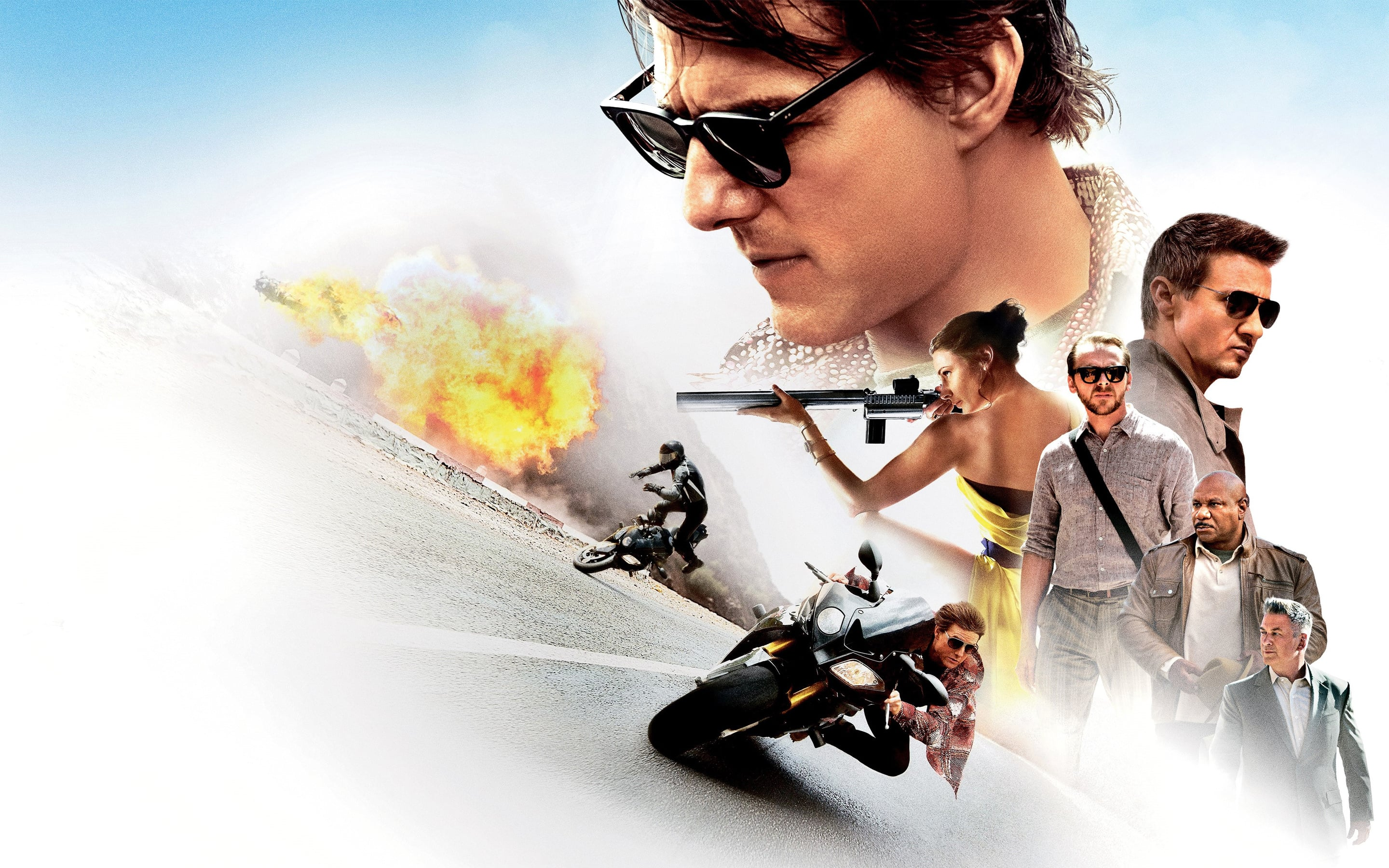 Mission: Impossible - Rogue Nation Pictures