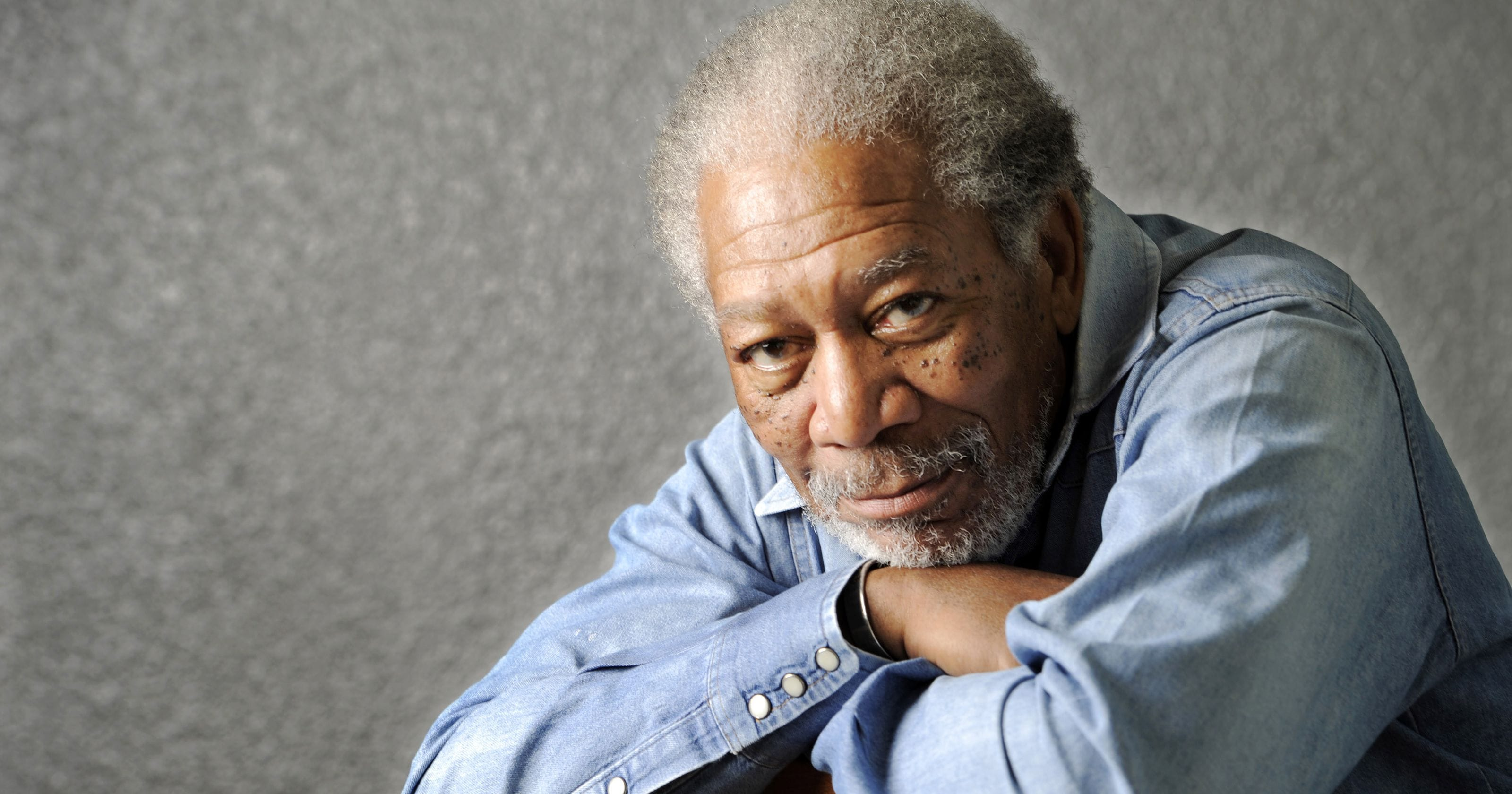Morgan Freeman Pictures