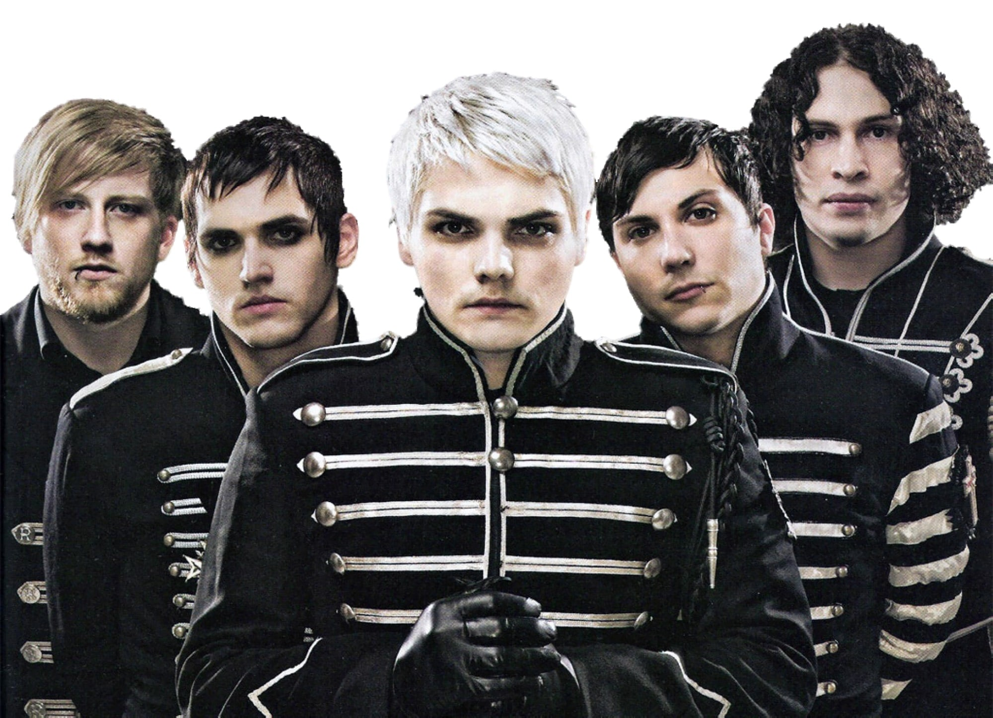 My Chemical Romance Pictures