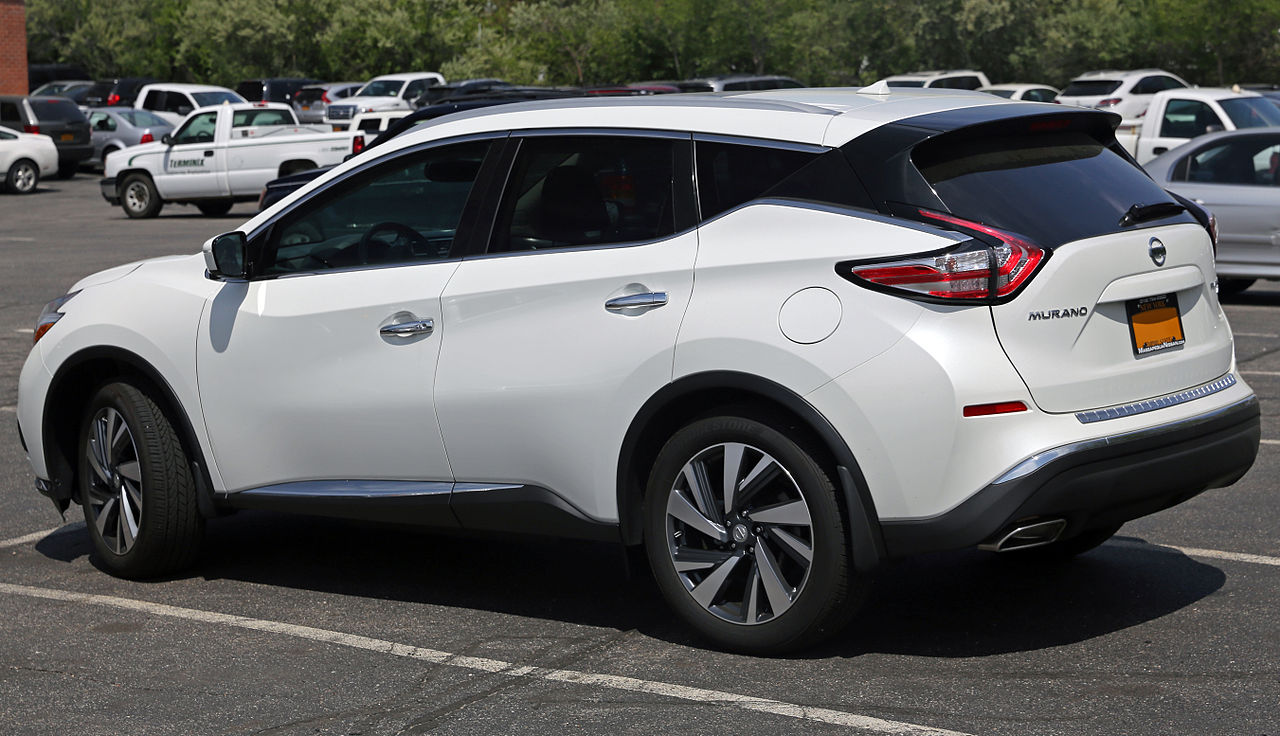 Nissan Murano 3 Pictures