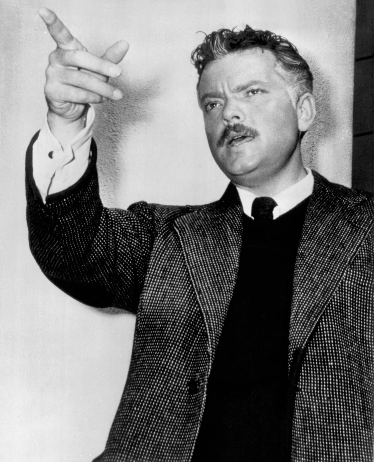 Orson Welles Pictures