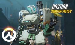 Overwatch : Bastion HQ wallpapers