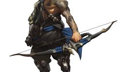 Overwatch : Hanzo For mobile