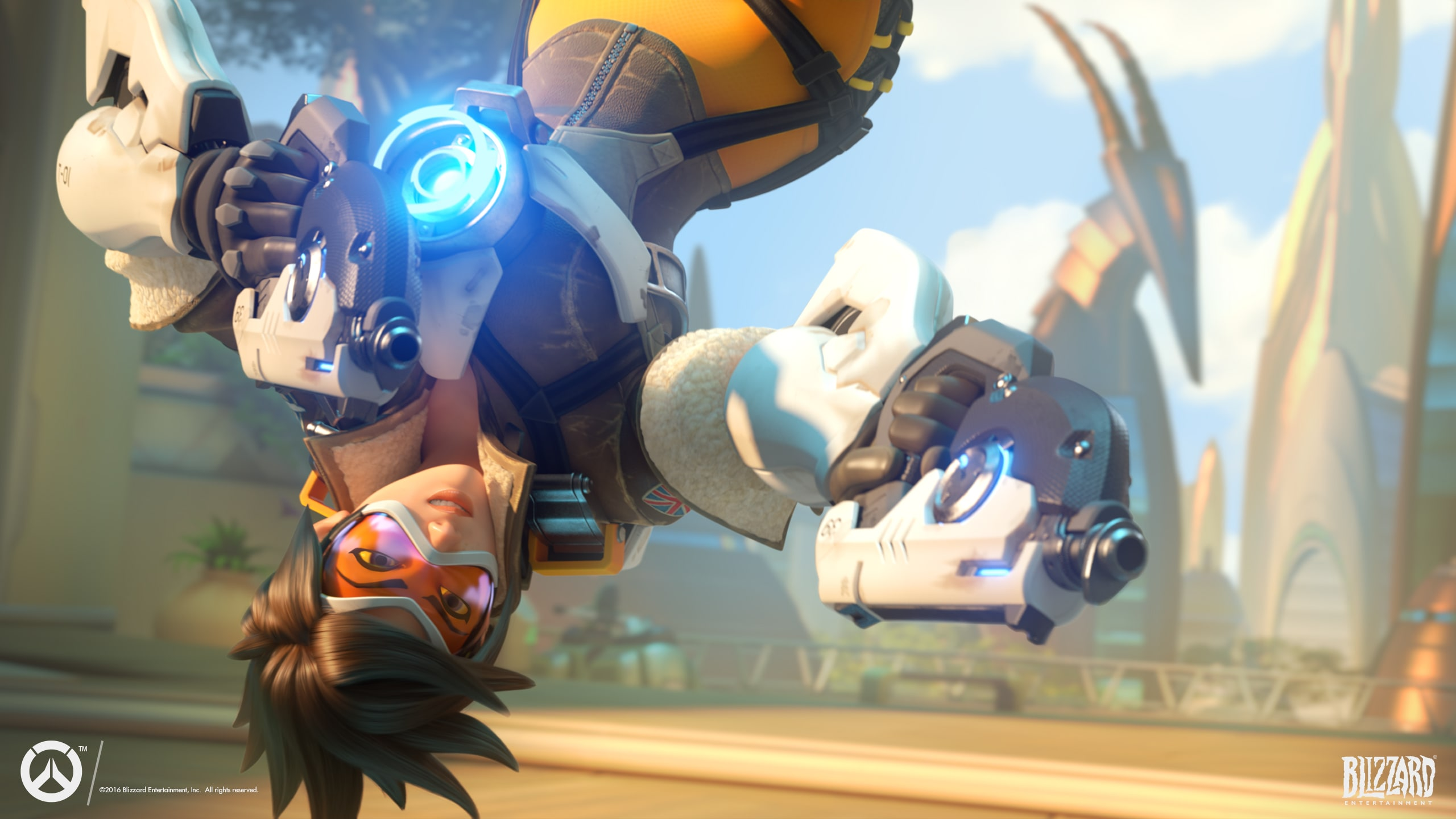 Overwatch : Tracer Pictures