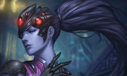 Overwatch : Widowmaker HQ wallpapers