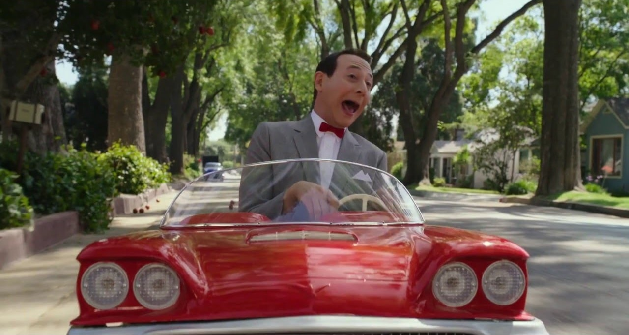 Pee-wee's Big Holiday Pictures