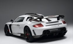 Porsche Carrera GT Pictures
