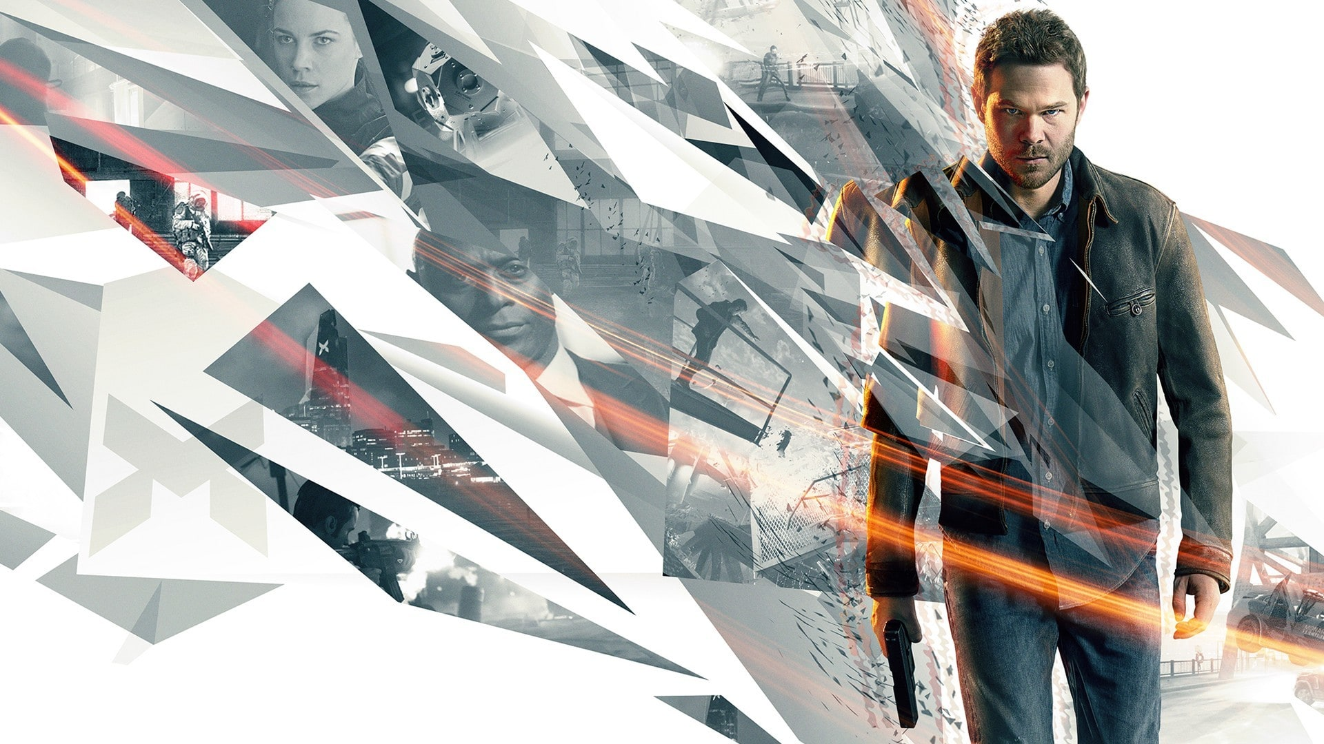 Quantum Break Pictures
