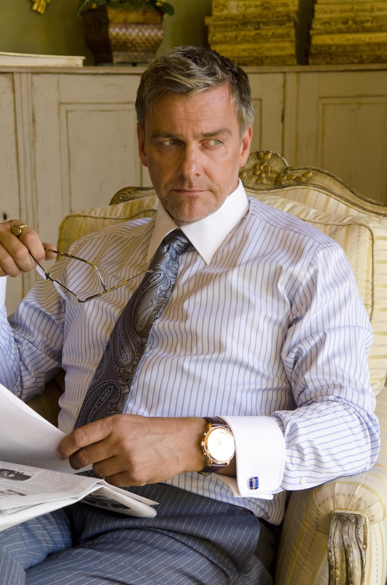 Ray Stevenson Pictures
