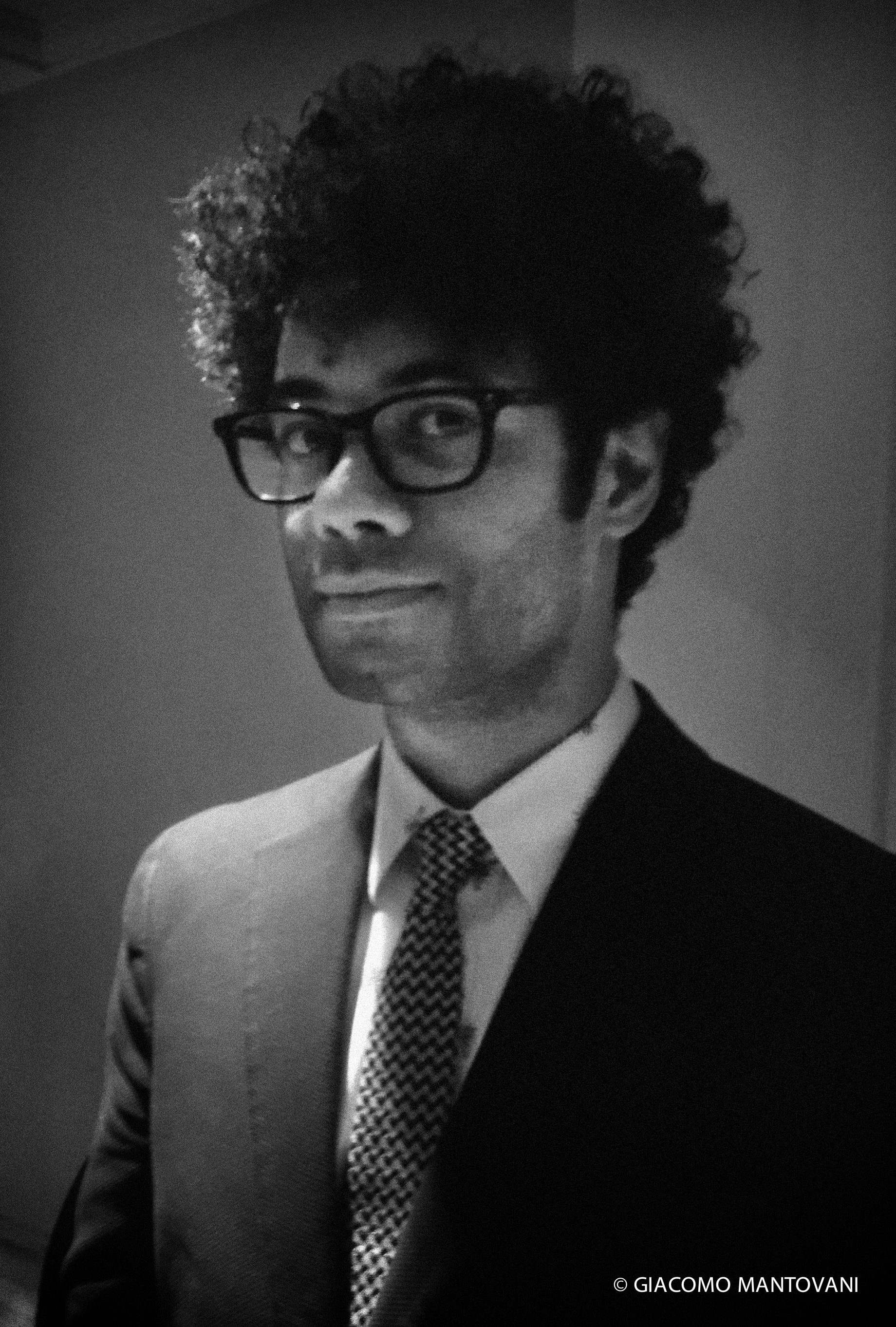 Richard Ayoade Pictures